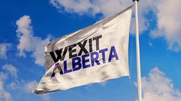 """علم حركة """"ويكسيت """" الداعية لانفصال الغرب الكندي عن كندا - iStock / Marvin Samuel Tolentino Pineda"""