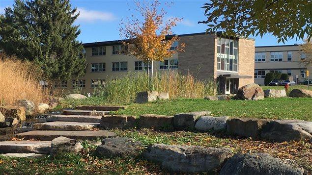 سكن الطلاّب في جامعة شربروك في شرق مقاطعة كيبيك/ Radio-Canada/Guylaine Charette