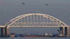 ضمّت روسيا شبه جزيرة القرم في 18 مارس آذار 2014 - Pavel Rebrov / Reuters
