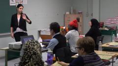 تعليم اللغة الفرنسيّة يسهّل انخراط المهاجرين في سوق العمل في كيبيك /Radio-Canada