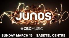 تًكرّم جوائز جونو صُنّاع الموسيقى الكنديين في مُختلف الأصناف - The Juno Awards