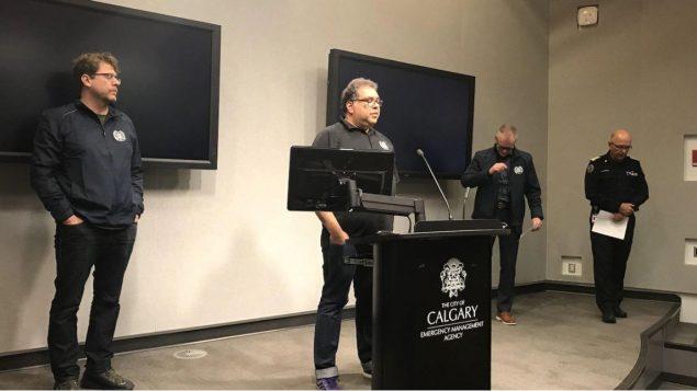 عمدة كالغاري نهيد ننشي أعلن حالة الطوارئ في المدينة لمواجهة فيروس كورونا/ Scott Dippel/CBC/Radio-Canadaa