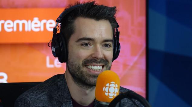 الصيدلي أوليفييه برنار خبير التبسيط العلمي يقول إنّ بعض المواد التي يجري الترويج لها تشكّل خطرا على الصحّة/Catherine Contant/Radio-Canada
