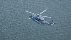 مروحية من طراز سيكورسكي CH-124 في هاليفاكس (أرشيف 2018) - Robert Short / CBC