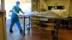 تتنبأ وكالة الصحة العامة في مقاطعة كيبيك بارتفاع في عدد الوفيات يتراوح بين 1.263 إلى 8.860 حالة بحلول نهاية أبريل نيسان - Ross D Franklin / AP