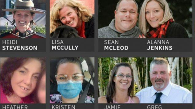 أوّل ضحايا حادثة إطلاق النار في نوفاشكوشا الذين تمّ التعرّف عليهم - Radio Canada