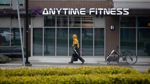 يمكن لصالات الرياضة ومراكز اللياقة البدنية من استعادة نشاطها مع عطلة نهاية الأسبوع القادمة، شرط احترام التباعد الاجتماعي - Maggie MacPherson / CBC