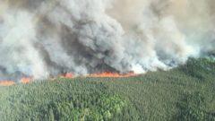 ألبرتا تخطّط لمواجهة موسم حرائق الغابات (ارشيف) Alberta Wildfire