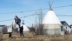 تم تسجيل 201 حالة كوفيد 19 في المحميات في كندا - أرشيف - The Canadian Press / Nathan Denette
