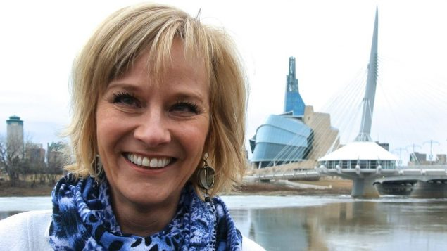 رئيسة مركز التجارة العالمي في وينيبيغ، مارييت مولير - Courtesy / WTC Winnipeg