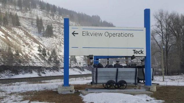 منجم الفحم Elkview في جنوب بريتيش كولومبيا – CBC / Josh Pagé