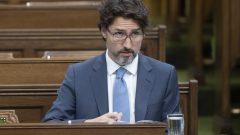 ألمح ترودو إلى أنه سيضغط على الصين بشأن كوفيد 19 في الوقت المناسب - Adrian Wyld / The Canadian Press