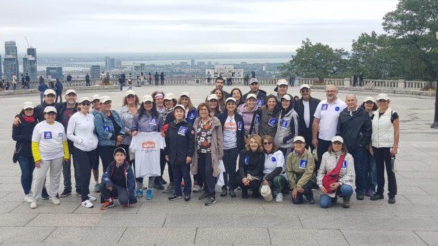 من بين الأنشطة التي يظّمها صندوق لبنان كندا في مونتريال، مسيرة لدعم الأطفال من ذوي الاحتياجات في لبنان خريف العام 2019/LCF