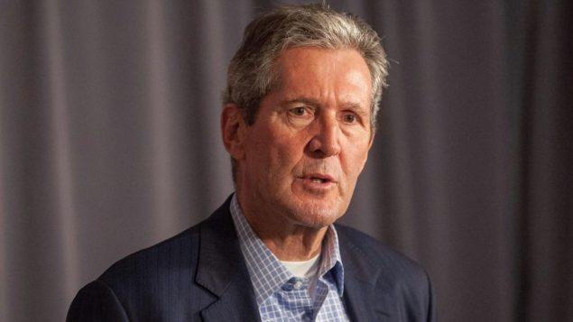 براين باليستر، رئيس حكومة مانيتوبا - The Canadian Press / Mike Sudoma