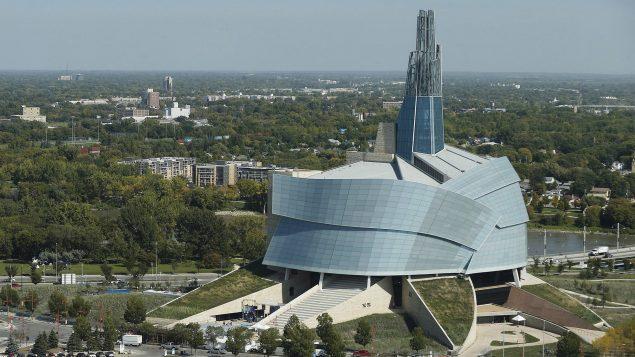 يقع المتحف الكندي لحقوق الإنسان في مدينة وينيبيغ، عاصمة مقاطعة مانيتوبا - John Woods / The Canadian Press