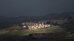 مستوطنة معاليه أدوميم شرق القدس في الضفة الغربية – (25.02.2020)  Ammar Awad /  Reuters