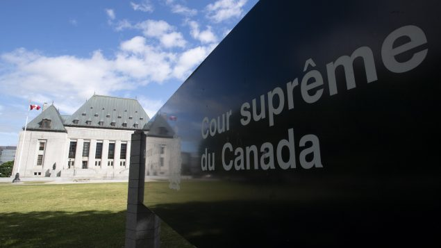 المحكمة العليا في كندا (أوتاوا) 12 يونيو حزيران 2020 - The Canadian Press / Adrian Wyld