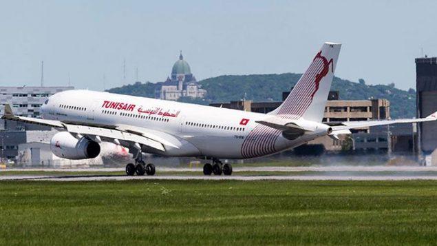وصول أوّل رحلة للخطوط الجوية التونسية إلى مونتريال في 16 يونيو حزيران 2016 - Photo : Courtesy Tunisair