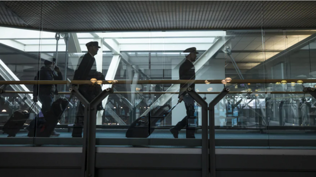 فحص درجة الحرارة إلزامي في كبرى المطارات الكنديّة/Ben Nelms/CBC/ هيئة الإذاعة الكنديّة