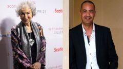 من اليمين إلى اليسار: كمال داود (Nicolas Tucat  / GettyImages) و مارغريت أتوود (The Canadian Press / Chris Young)