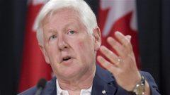 شغل بوب راي منصب مبعوث كندا الخاص للقضايا الإنسانية واللاجئين منذ مارس آذار الماضي – Radio Canada 