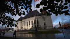 محكمة كندا العليا رفضت طلبا قدّمته مجموعة من الأممم الأوائل بشأن أنبوب ترانس ماونتن/Sean Kilpatrick/CP