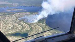 سجّلت مقاطعة نيوفاوندلاند ولابرادور 43 حريق غابات حتى الآن هذا العام ، في حين أنّها تشهد في المتوسط 132 حريقًا في السنة، وفقًا للضابط مورغان - Colleen Brown / Facebook