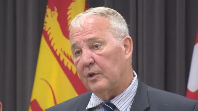 بيل بلير وزير السلامة العامّة الكندي/Jon Collicott/CBC/هيئة الإذاعة الكنديّة