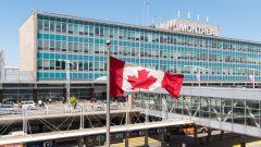 وصل اسماعيل خنيش إلى مطار مونتريال في يوم 2 نوفمبر تشرين الثاني 2018 وكانت هذه المرة الثانية التي يزور فيها كندا - iStock / Marc Bruxelle