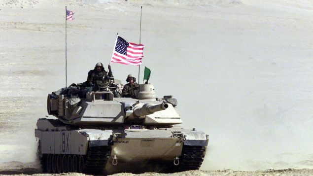 في 20 آذار مارس 2003 ، أي بعد قرابة عامين على هجمات 11 أيلول سبتمبر 2001، غزت الولايات المتحدة العراق دون موافقة الأمم المتحدة - Photo : Reuters / Stringer