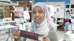 العاملة علياء محمد الوافدة من إثيوبيا - Jeff Stapleton / CBC