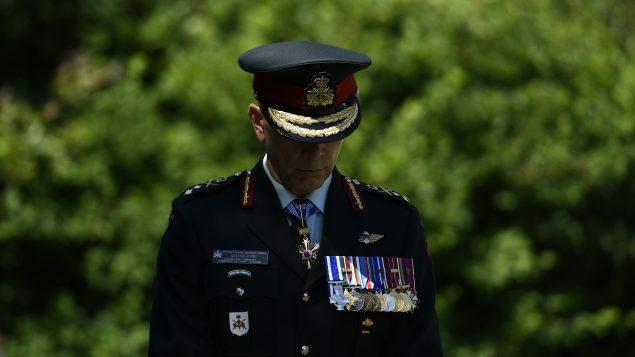 اللفتنانت جنرال وين إير قائد القوّات الكنديّة يعتزم القضاء على التطرّف في صفوف الجيش/ustin Tang/CP