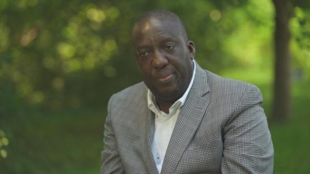 د. روبير نغولا تحدّث عن تعرّضه للعنصريّة والكراهية على وسائل التواصل الاجتماعي/ (Jean-François Benoît/CBC