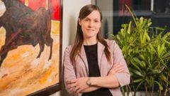 جولي فيليب، أوّل امرأة قاضية من السكّان الأصليين في تاريخ مقاطعة كيبيك - Photo : Site Web LSA avocats / Nancy Lessard