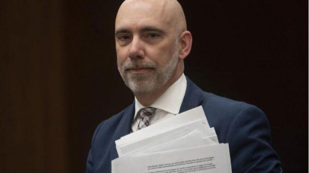 إيف جيرو، المدير البرلماني للميزانية في كندا (أرشيف) - The Canadian Press / Adrian Wyld