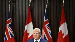دوغ فورد، رئيس حكومة كيبيك - The Candian Press / Nathan Denette