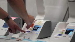 تمّ اعتماد على الاختبار من قبل وزارة الصحة الكندية في نهاية سبتمبر أيلول - Associated Press / Jeff Chiu