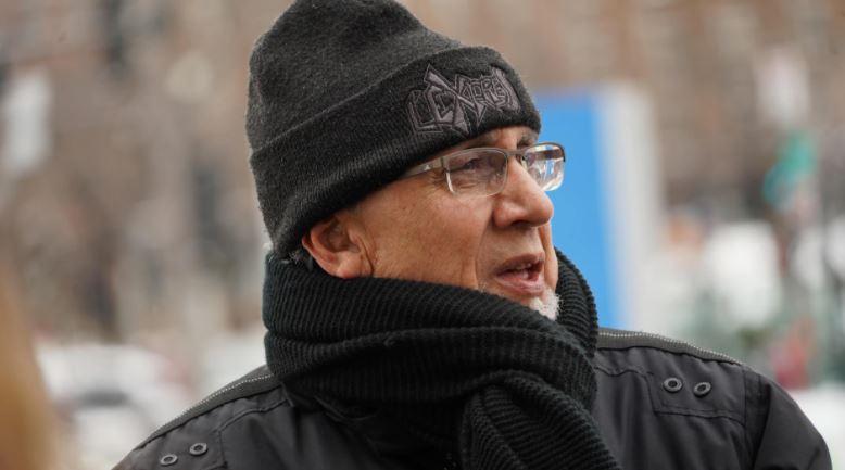 بوفيلجة بن عبد الله، الرئيس السابق للمركز الثقافي الإسلامي في كيبيك - 26.11.2020 -  Radio Canada / Sylvain Roy Roussel