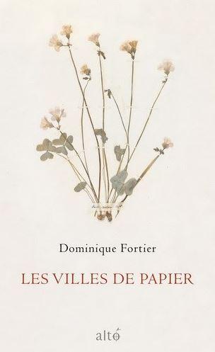 غلاف الطبعة الصادرة في كيبيك في عام 2018 لكتاب دومينيك فورتييه - Alto Quebec