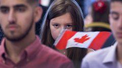 خدّدت الحكومة الكندية نسبة 4.4٪ من المهاجرين الفرنكوفونيين خارج كيبيك بحلول عام 2023 - The Canadian Press / Andrew Vaughan