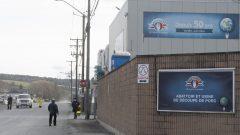 انتشرت عدوى كوفيد-19 في بعض مصانع معالجة اللحوم التي اضطرّت لإقفال أبوابها مؤقّتا/Jacques Boissinot/CP
