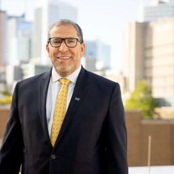 قصص نجاح عربية في كندا -الحلقة 3- محمّد لاشمي، رئيس جامعة رايرسون