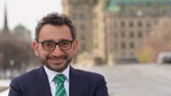 وزير النقل الكندي، عمر الغبرة - Photo /Twiiter
