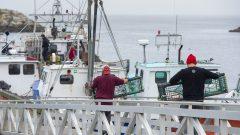 احتدم الخلاف حول الصيد البحري في نوفا سكوشا الخريف الماضي بين الصيّادين التجاريّين وصيّادي السكّان الأصليّين/Andrew Vaughan/CP