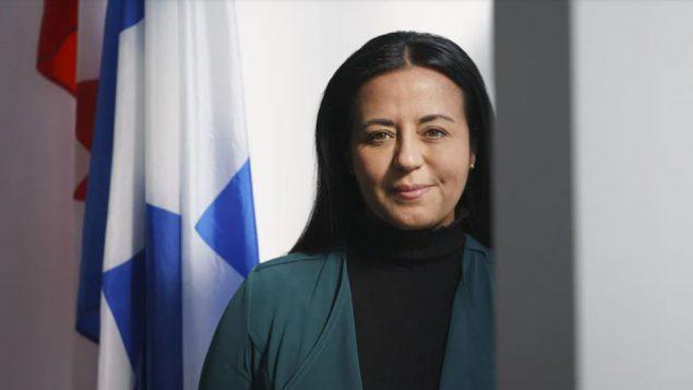 ثريّا مارتينيز عضوة مجلس العموم الكندي عن الحزب الليبرالي /Ivanoh Demers/ Radio-Canada