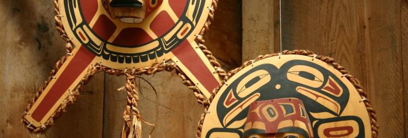 Aboriginal carvings