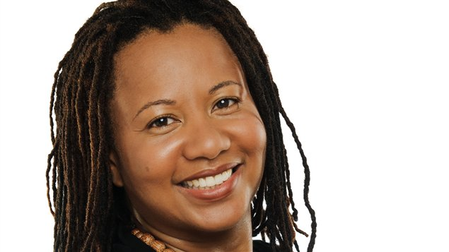 Prof. Charmaine Nelson of McGill University says many Canadians are unaware that Africans were shipped from the Caribbean to become slaves in what is now Canada.Photo Credit: Courtesy Charmaine Nelson