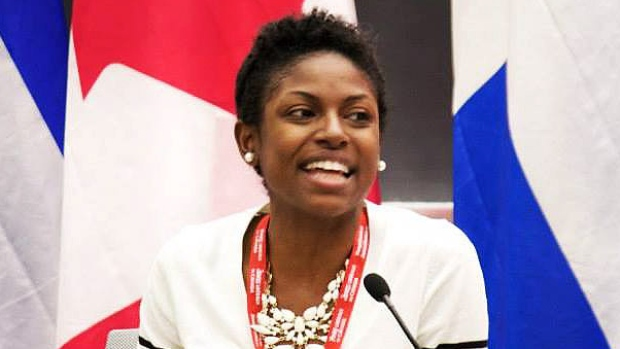 Madwa-Nika Cadet was chosen as one of the 2015 laureates for Montreal's Black History Month. (Madwa-Nika Cadet)