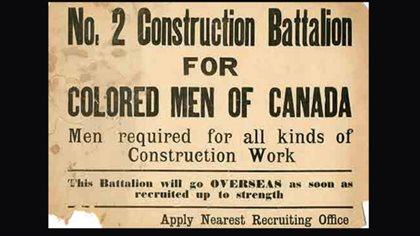 Original advert calling for volunteers