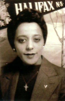 Viola Desmond was a quiet revolutionary, a title also used to describe another civil rights icon in the United States, Rosa Parks (Submitted by Wanda Robson)